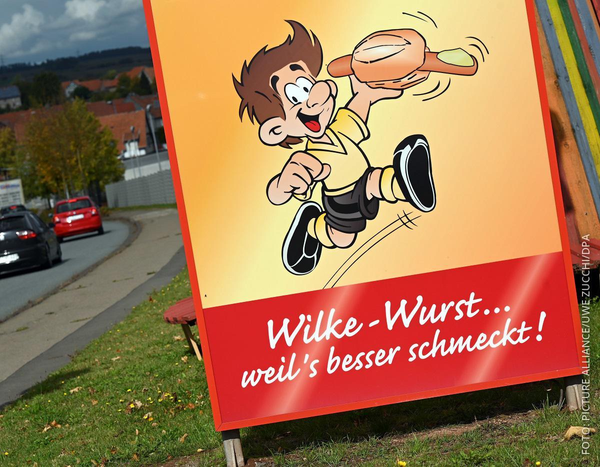 Firmensitz Wilke-Wurst in Hessen