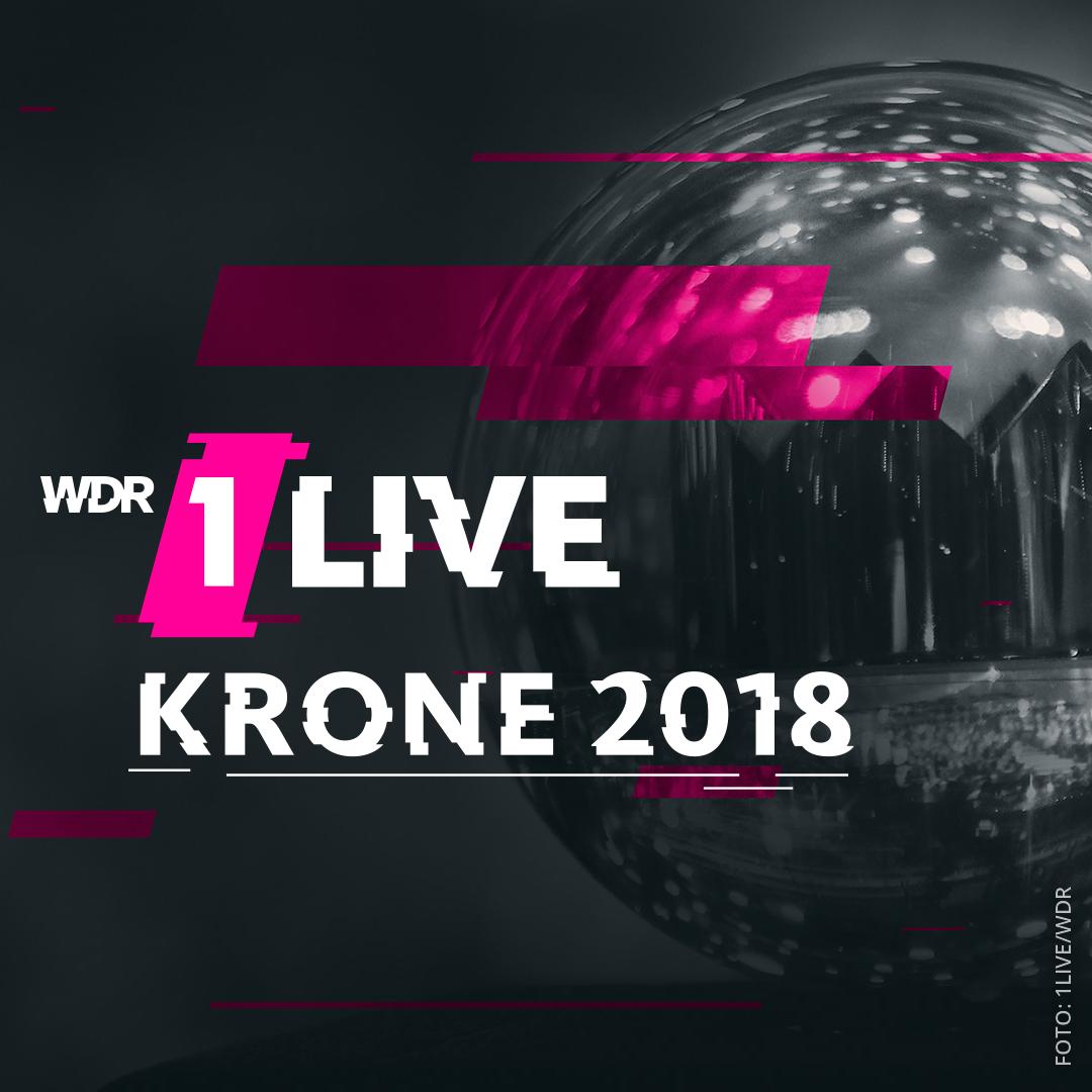 Logo 1LIVE-Krone