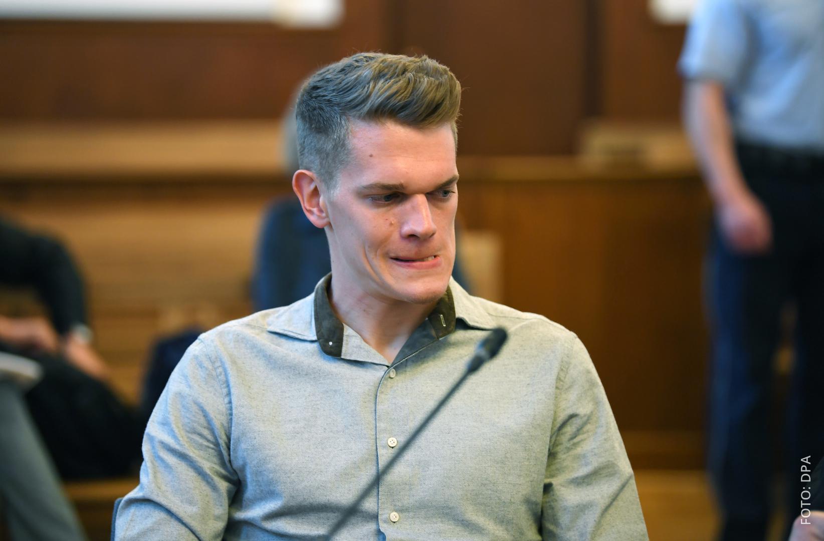 Matthias Ginter im Gerichtssaal