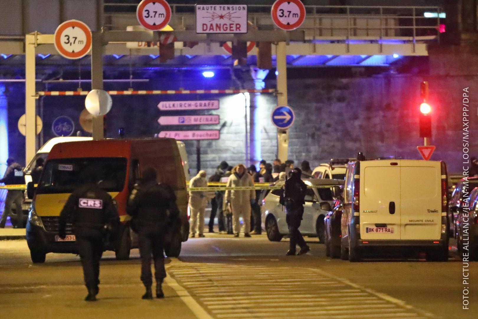 Polizei erschießt Attentäter in Straßburg