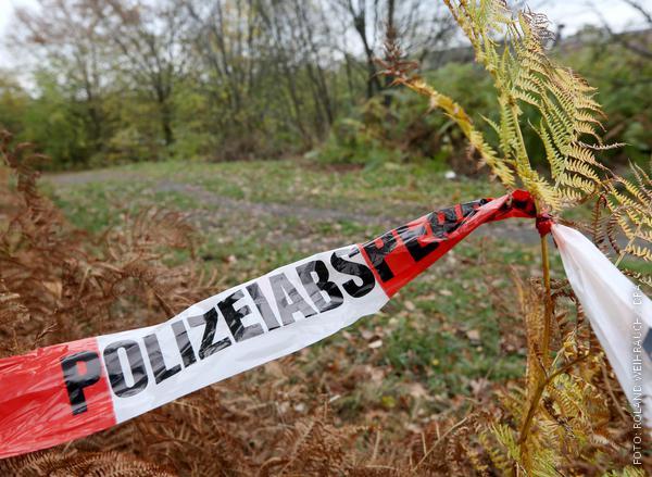 Fundort des getöteten Schülers in Wenden