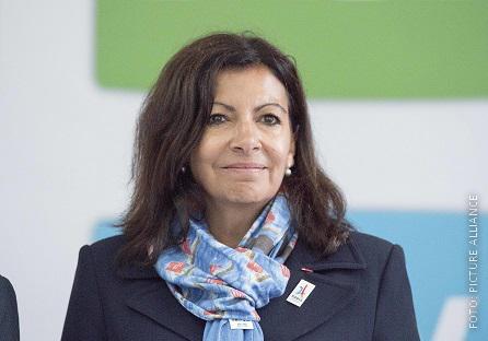 Pariser Bürgermeisterin