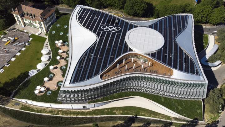 IOC Hauptquartier