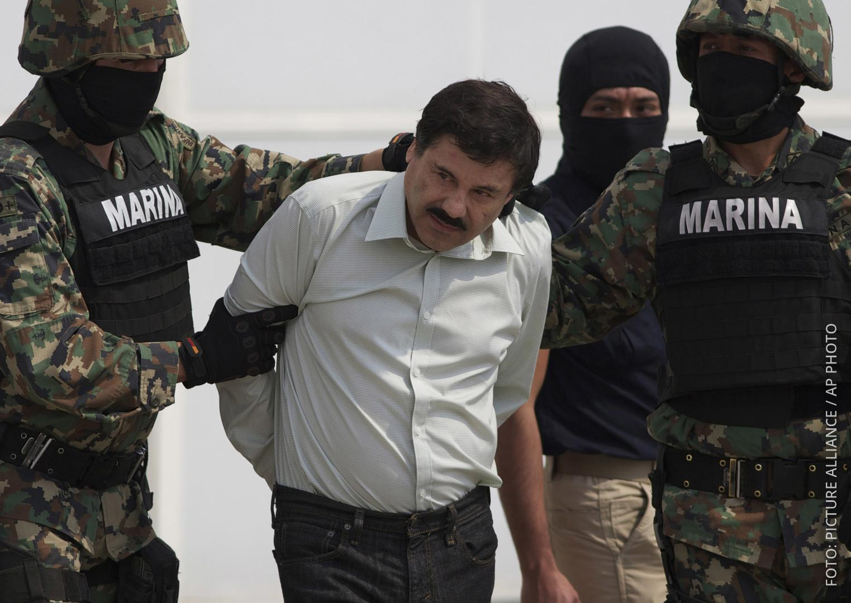 Drogenboss El Chapo
