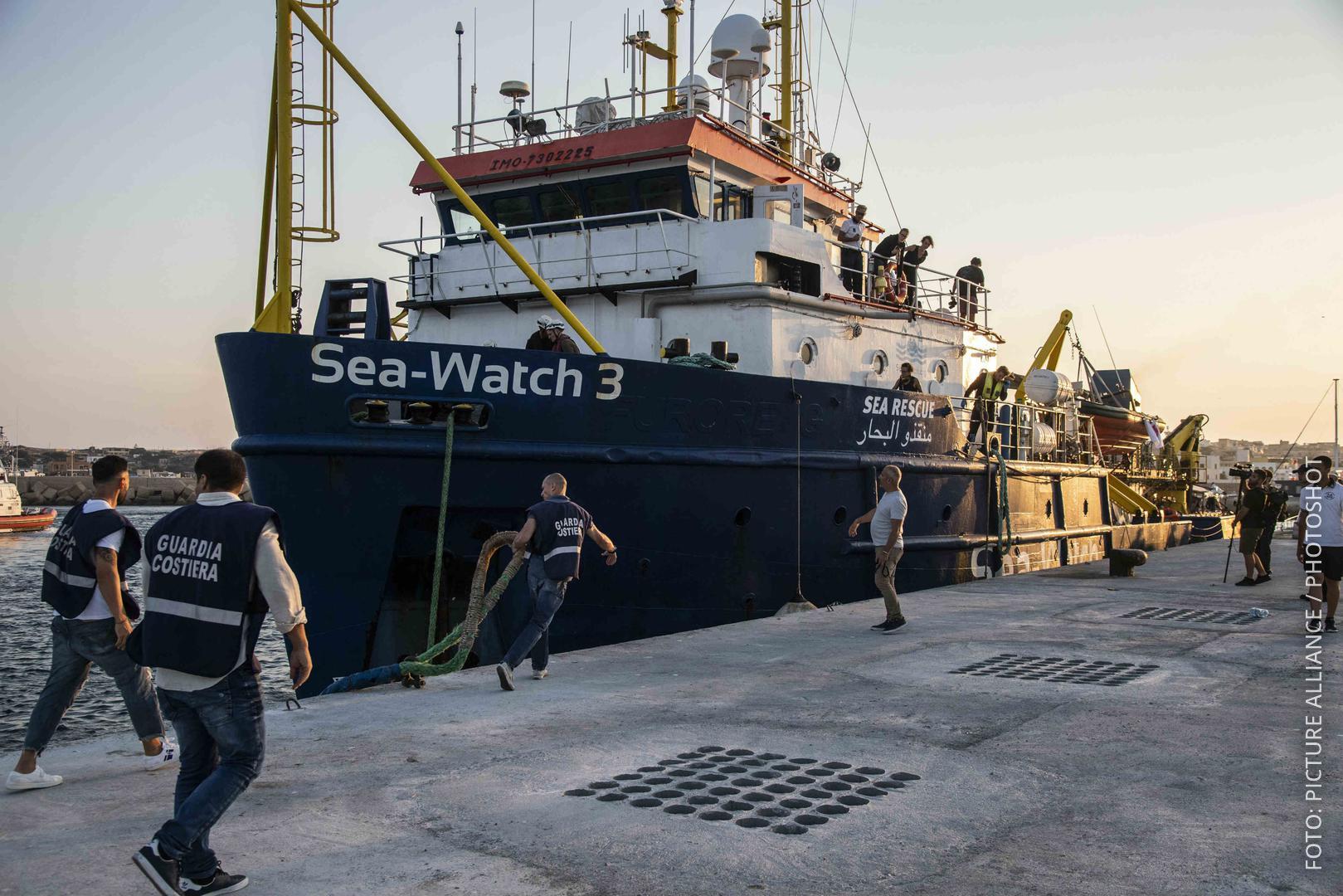 Die Sea Watch 3