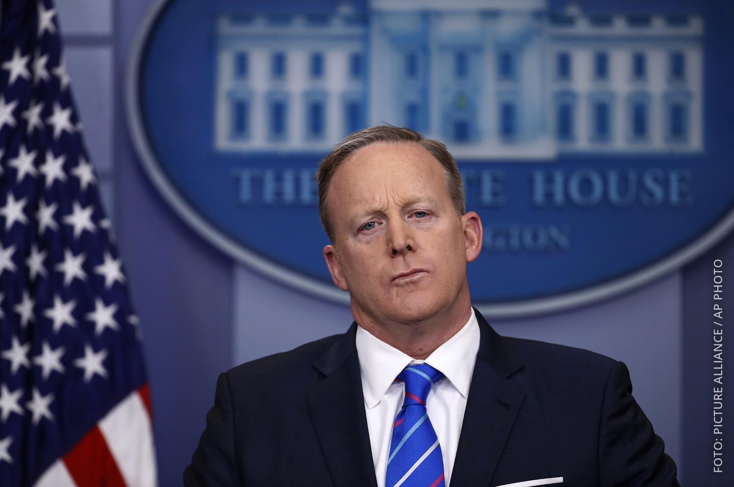 Ex-Trump-Sprecher Sean Spicer