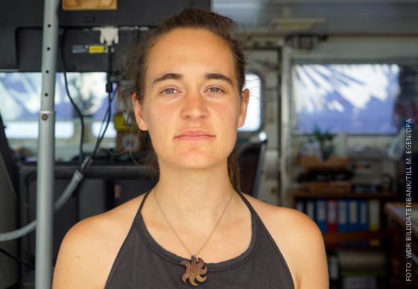 Portrait von Carola Reckete