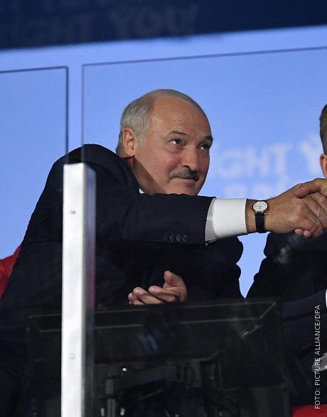 Präsident Likaschenko