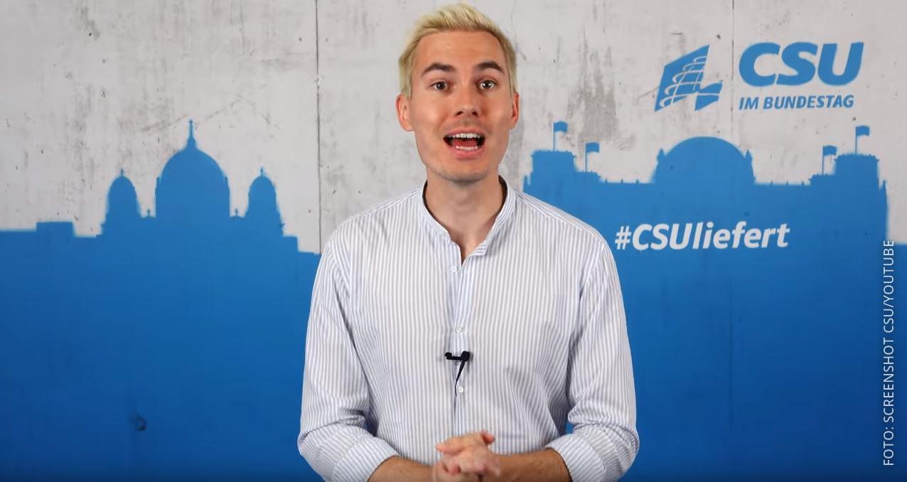 CSU-Youtuber Armin