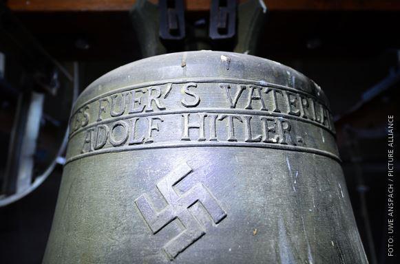 Hitler-Glocke in Herxheim