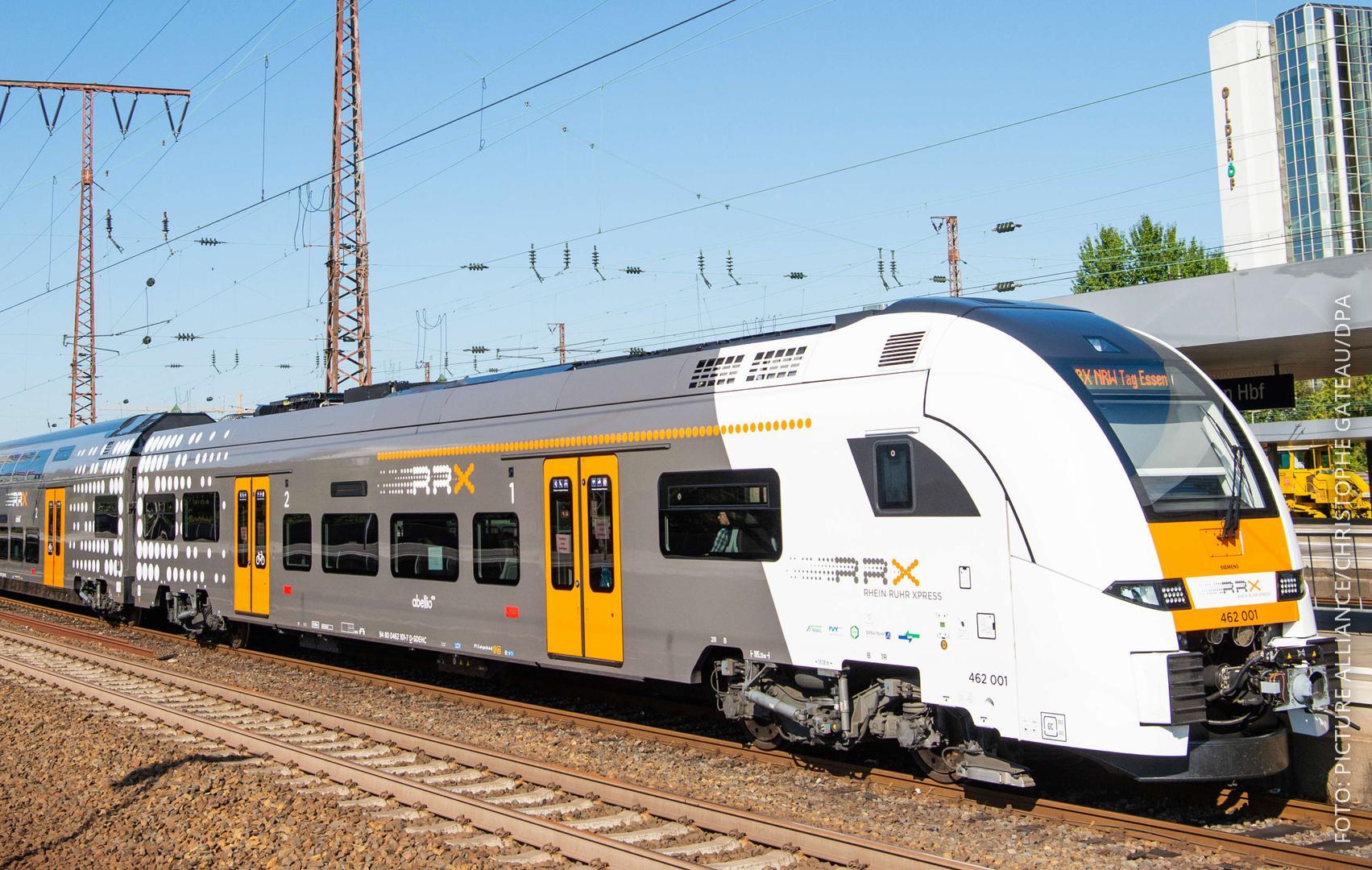 Der neue Rhein-Ruhr-Express