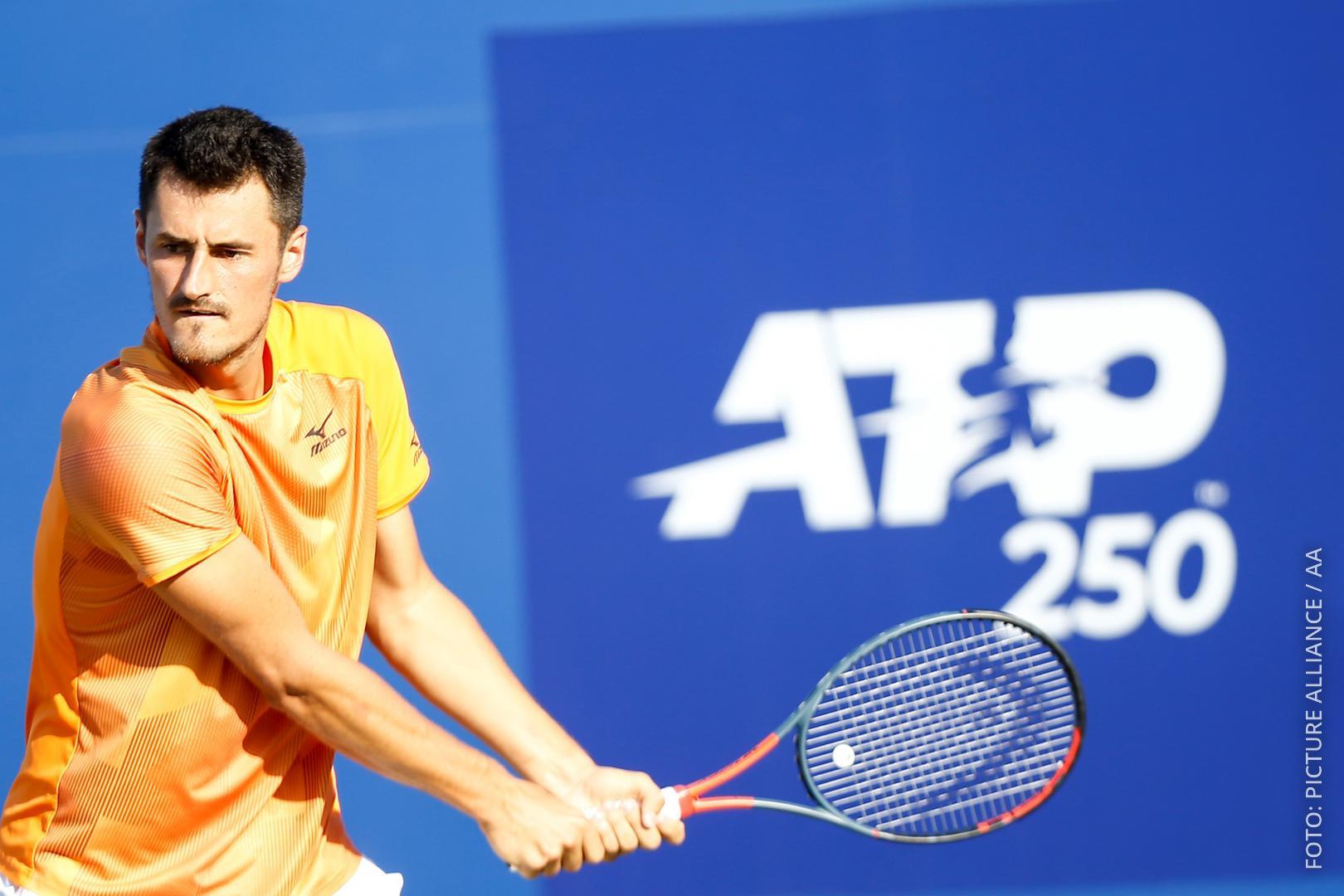 Tennisspieler Bernard Tomic