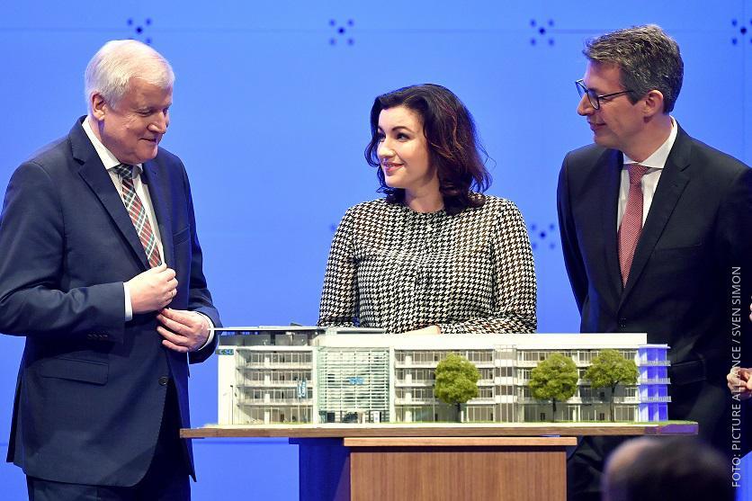 Seehofer bekommt Mini-Parteizentrale der CSU