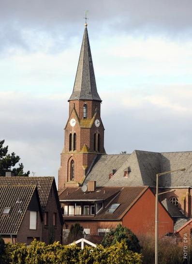 Foto der Manheimer Kirche