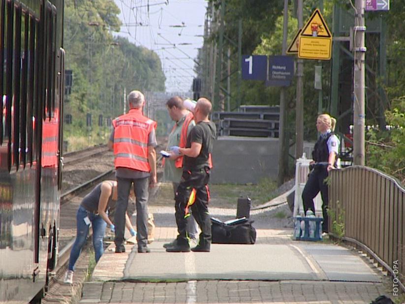 Bahnhof Voerde