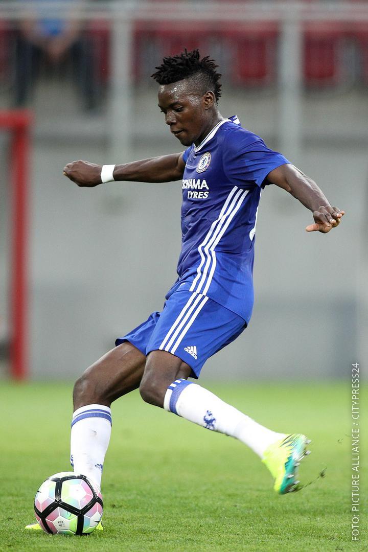 Bertrand Traore spielt für FC Chelsea