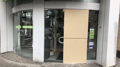 Computerladen in Köln ausgeraubt